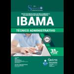 Apostila IBAMA - 2019 - Técnico Administrativo
