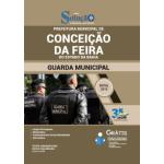 Apostila Prefeitura da Conceição da Feira - BA - 2019 - Guarda Municipal