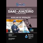 Apostila SAAE de Juazeiro - BA 2019 - Auxiliar de Operação