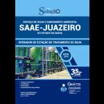 Apostila SAAE Juazeiro - BA 2019 - Operador de Estação de Tratamento de Água