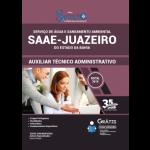 Apostila SAAE Juazeiro - BA 2019 - Auxiliar Técnico Administrativo