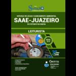 Apostila SAAE de Juazeiro - BA 2019 - Leiturista