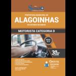 Apostila Prefeitura de Alagoinhas - BA - 2019 - Motorista Categoria D
