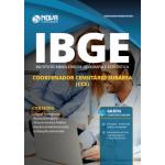 Apostila IBGE 2019 - Coordenador Censitário de Subárea (CCS)