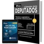 Apostila Câmara dos Deputados 2017 - Técnico Legislativo