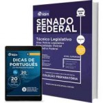 Senado Federal 2016 - Técnico Legislativo Especialidade: Policial Legislativo Federal