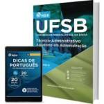 Apostila UFSB 2016; Assistente em Administração