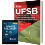Apostila UFSB 2016; Técnico de Assuntos Educacionais