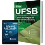 UFSB 2016 ; Comum aos cargos de Técnico - Administrativo