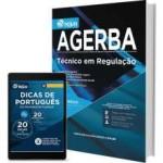 Apostila AGERBA 2016 - Técnico em Regulação