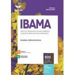 Apostila IBAMA 2017 - Analista Administrativo