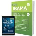 Apostila IBAMA 2017 - Técnico Administrativo
