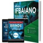 Apostila IFBAIANO BA 2016 - Assistente em Administração