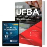 Apostila UFBA 2017 - Administrador