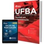 Apostila UFBA 2017 - Auxiliar em Administração