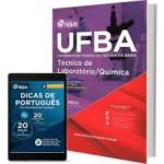 Apostila UFBA 2017 - Técnico de Laboratório/Química