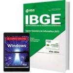 IBGE 2017 - Agente Censitário de Informática
