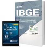 IBGE 2017 - Agente Censitário Municipal e Agente Cens. Supervisor