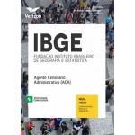 Apostila IBGE 2017 - Agente Censitário Administrativo