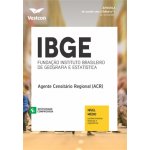 Apostila IBGE 2017 - Agente Censitário Regional