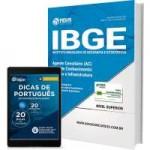 Apostila IBGE 2017 - Analista Censitário (AC): Gestão e Infraestrutura