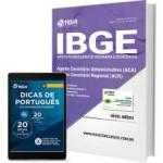 IBGE 2017 - Agente Censitário Administrativo (ACA) e Regional (ACR