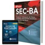 Apostila SEC - BA Tradutor/Interprete de Libras, Cuidador Educacional, Braillista e Instrutor de Libras