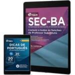 Download Apostila SEC - BA 2017 Pdf ; Comum a todas as funções de Professor Substituto