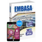 Apostila EMBASA - Agente Administrativo - 2017