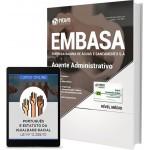 Apostila EMBASA - BA 2017 - Agente Administrativo
