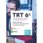 Apostila TRT 6 2018 - Analista Judiciário - Área Judiciária - Oficial de Justiça