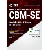 Apostila PM - SE / CBM-SE 2018 - Soldado Bombeiro - 3ª Classe (Combatente)