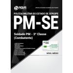 Apostila PM-SE 2018 - Soldado PM - 3ª Classe (Combatente)