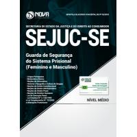 Apostila SEJUC-SE 2018 - Guarda Prisional