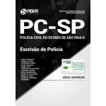 Apostila PC SP 2018 - Escrivão de Polícia
