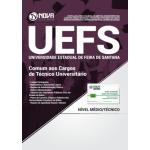 Apostila UEFS 2018 - Comum aos Cargos de Técnico Universitário