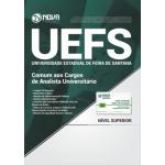 Apostila UEFS 2018 - Comum aos Cargos de Analista Universitário