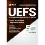Apostila UEFS 2018 - Técnico Universitário - Administrativa