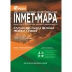 INMET / MAPA - Comum aos Cargos de Nível Médio e Técnico