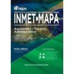 MAPA - Assistente I - Técnico Administrativo