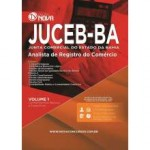JUCEB-BA 2015 - Analista de Registro do Comercio