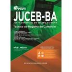 JUCEB-BA 2015 - Técnico de Registro do Comercio