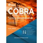 Apostila Cobra 2015 - Técnico Administrativo