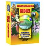 MINIDICIONÁRIO RIDEEL ESPANHOL-PORTUGUÊS-ESPANHOL