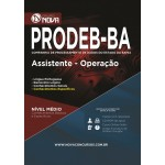 PRODEB- BA Assistente - Operação