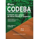 CODEBA 2015 -COMUM AOS CARGOS DE NÍVEL MÉDIO E SUPERIOR