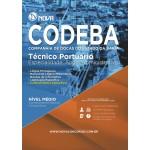 CODEBA- TÉCNICO PORTUÁRIO : Especialidade Apoio Administrativo