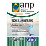 ANP - 2015 - Técnico Administrativo