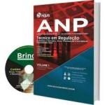Apostila ANP 2015 - Técnico em Regulação