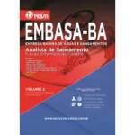 EMBASA BA 2015 - Analista de Saneamento - Enfermeiro do Trabalho